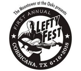 Lefty Fest 2018 Graphic
