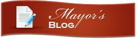 Mayor's Blog