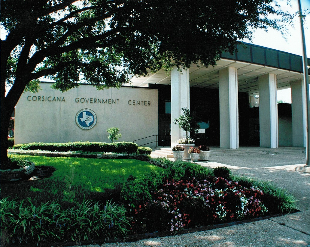 Corsicana Government Center