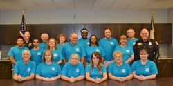 Citizen's Police Academy Members