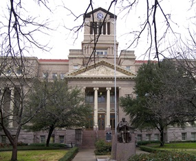 Navarro County Courthouse